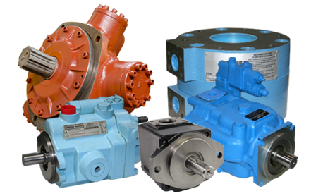 Www hydraulic pump remanufactured hitachi hydraulic pumps Hydraulic motor testing