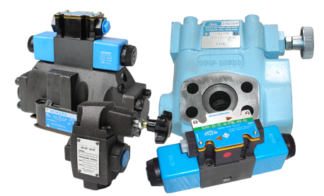 Hydraulic Valves - Reman, Aftermarket, Repairs