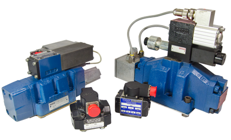Servo & Proportional Valves - Reman, Aftermarket, Repairs