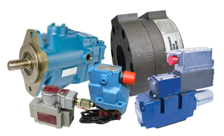 Hydraulic Repair & Return Services - Pumps, Motors, Valves, Servo/Prop Valves