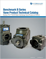 Click to view our Benchmark B Series Technical Catalog