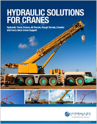 Click to view our Hydraulics for Cranes Brochure
