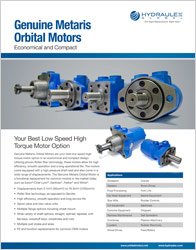 Click to view our Orbital Motors Cut Sheet