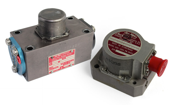Reman, Aftermarket & Repairs on Abex Servo Valves