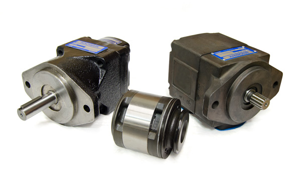Benchmark B Series Hydraulic Pumps & Motors