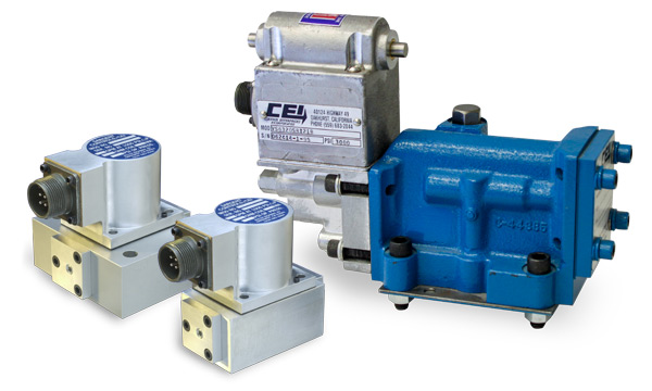 Aftermarket & Repairs on CEI Servo Valves