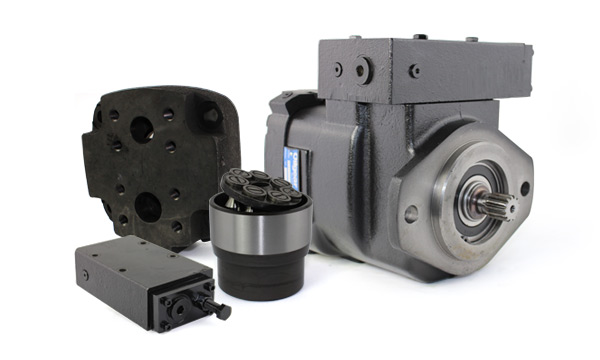 Oilgear Hydraulic Pumps & Motors
