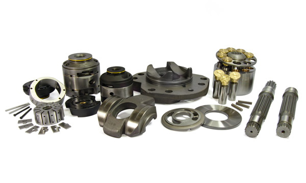 OEM & Aftermarket Replacement Hydraulic Parts, Bosch/Racine, Vickers