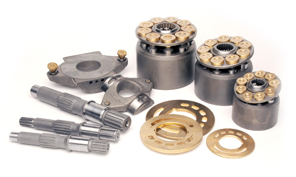 Hydraulic Piston Pump Replacement Parts Oem Aftermarket