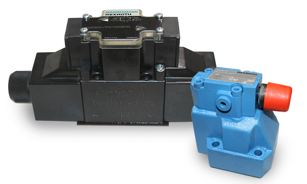 Reman, Aftermarket & Repairs on Rexroth Hydraulic Valves