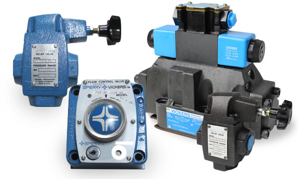 Reman, Aftermarket & Repairs on Vickers Hydraulic Valves